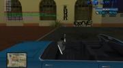 C-HUD by Murashik для GTA San Andreas миниатюра 3