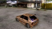 Lancia Delta Sparco for GTA San Andreas miniature 3