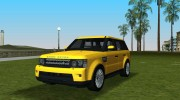 Range Rover Sport HSE for GTA Vice City miniature 1