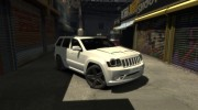 Jeep Grand Cherokee SRT8 для GTA 4 миниатюра 1