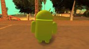 Android Robot for GTA San Andreas miniature 2