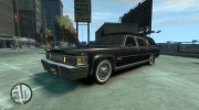 1978 Cadillac Fleetwood Hearse for GTA 4 miniature 1