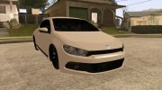 Volkswagen Scirocco for GTA San Andreas miniature 1