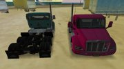 Peterbilt 579 for GTA Vice City miniature 4
