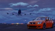 BMW M5 E60 v1.1 for GTA 5 miniature 9
