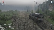 Chevy K5 Blazer 1975 for Spintires 2014 miniature 7
