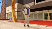 Michael Jackson Smooth Criminal for GTA San Andreas miniature 21