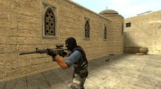 M4a1 like bf3 for Counter-Strike Source miniature 7