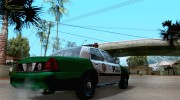 Ford Crown Victoria 2003 Police Interceptor VCPD для GTA San Andreas миниатюра 4