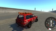 Toyota Land Cruiser 100 for BeamNG.Drive miniature 4
