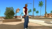 2PAC pic shoes for GTA San Andreas miniature 4