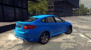 BMW X6M for Mafia II miniature 2