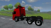Volvo Fm 370 for Farming Simulator 2013 miniature 4