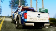 Ford F-150 SVT Raptor 2012 Police version for GTA San Andreas miniature 5