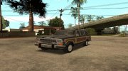 Jeep Grand Wagoneer 1991 (Fixed) for GTA San Andreas miniature 2
