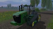 John Deere 9560RT for Farming Simulator 2015 miniature 1