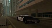 Dodge Charger Police Interceptor для GTA San Andreas миниатюра 1