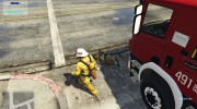 Firefighters Mod V1.8R для GTA 5 миниатюра 4