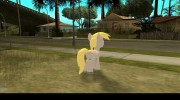 Derpy Hooves (My Little Pony) для GTA San Andreas миниатюра 4