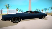Chevrolet Chevelle for GTA San Andreas miniature 4