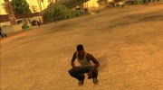 Animations from Beta version для GTA San Andreas миниатюра 3