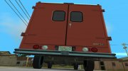Chevrolet Step Van 30 1985 for GTA Vice City miniature 2