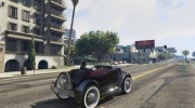 Ford T 1927 Roadster for GTA 5 miniature 12