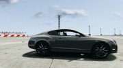 Bentley Continental SS 2010 Le Mansory [EPM] для GTA 4 миниатюра 5