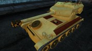 Шкурка для AMX 12t для World Of Tanks миниатюра 1