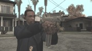 HD Micro Uzi (With HQ Original Icon) для GTA San Andreas миниатюра 1