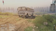 ПАЗ 4334 for Spintires 2014 miniature 12