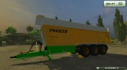 Joskin Trans-Space 8000-27 for Farming Simulator 2013 miniature 2