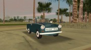 Trabant 601 Custom for GTA Vice City miniature 2