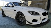 2013 BMW M6 Coupe for GTA 5 miniature 9