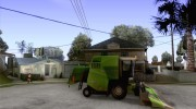 Deutz Harvester for GTA San Andreas miniature 5