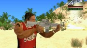 M4 from Call of Duty Black Ops для GTA San Andreas миниатюра 1