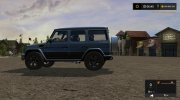 Mercedes-Benz G65 AMG for Farming Simulator 2017 miniature 3