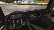 Scania S730 With interior v2.0 for Euro Truck Simulator 2 miniature 7