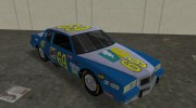 1981 Pontiac GranPrix Hotring for GTA Vice City miniature 5