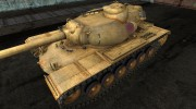 Шкурка для T110E5 для World Of Tanks миниатюра 1
