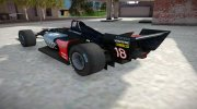 GTA V Declasse DR1 Formula for GTA San Andreas miniature 3
