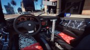 BMW E36 328i 4 Door for GTA 5 miniature 4