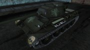Т-44 от detrit for World Of Tanks miniature 1