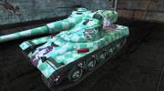 Шкурка для AMX 50 68t for World Of Tanks miniature 1