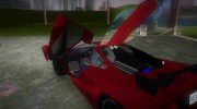 McLaren F1 LM for GTA Vice City miniature 5