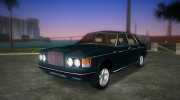 Bentley Turbo RT for GTA Vice City miniature 1