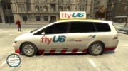 2006 Honda Odyssey FlyUS for GTA 4 miniature 2
