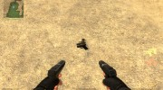 Valve Dual GLOCKS-18 On Mantuna Animations for Counter-Strike Source miniature 5