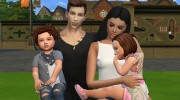 Family Photo Posepack for Sims 4 miniature 2