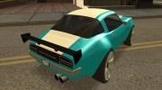 GTA V Imponte Nightshade for GTA San Andreas miniature 4